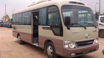 Xe bus Đà Nẵng – Bà Nà