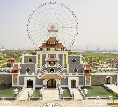 Công viên châu Á Asia Park khu vui chơi đẳng cấp quốc tế tại Đà Nẵng