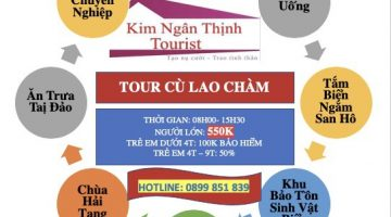 Xe Bus Đi Cù Lao Chàm