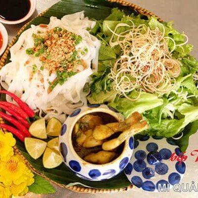 Mỳ Quảng Ếch Món Ngon Đà Nẵng