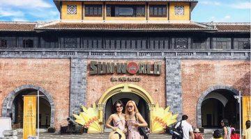 Tour Tham Quan Cầu Bàn Tay 1 Ngày Khởi Hành Từ Đà Nẵng