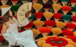 Nghề làm hương 700 năm tại xứ Huế